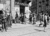 ulica Nalewki przed wojną